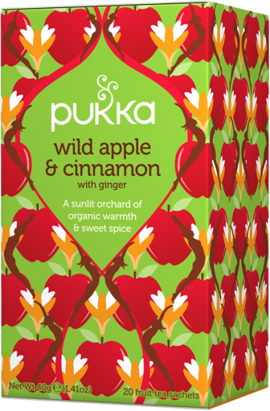 Bilde av Wild Apple & Cinnamon